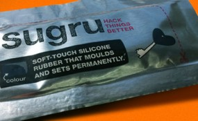 Sugru. Most awesome thing ever?