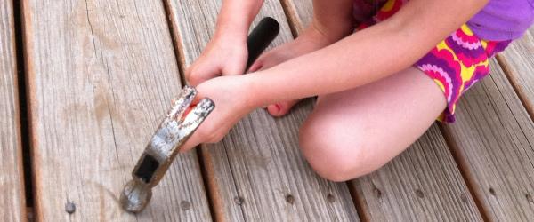 Deck Screws vs Deck Nails