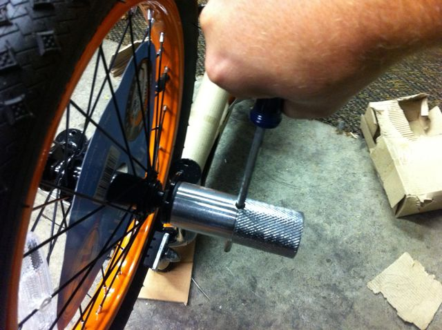 Freestyle BMX Footpegs