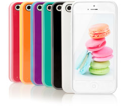 PureGear Slim Shell Case Colors for iPhone 5