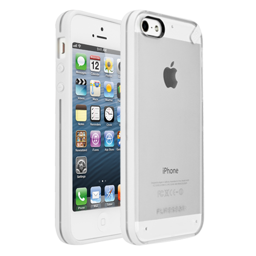 PureGear Slim Shell Case for iPhone 5