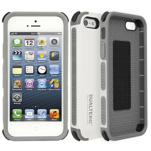PureGear DualTek Extreme Shock Case + Shield for iPhone 5
