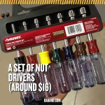 Dad Gift Idea - Nut Driver Set
