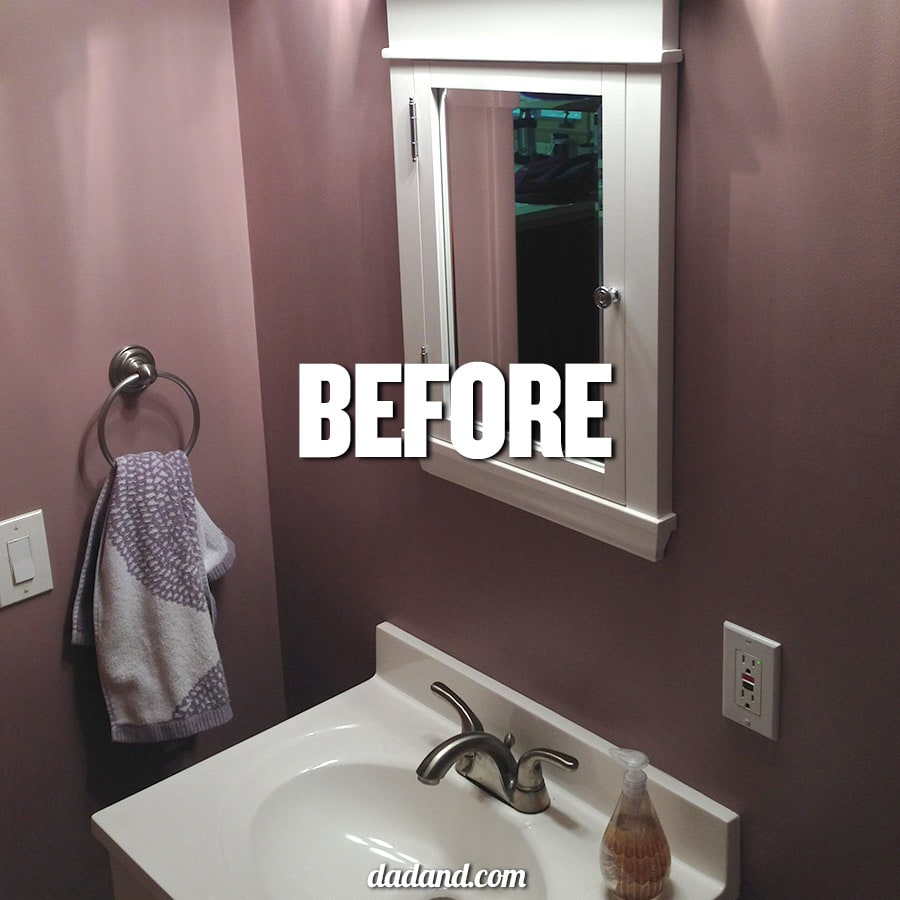 Bathroom Facelift Before2