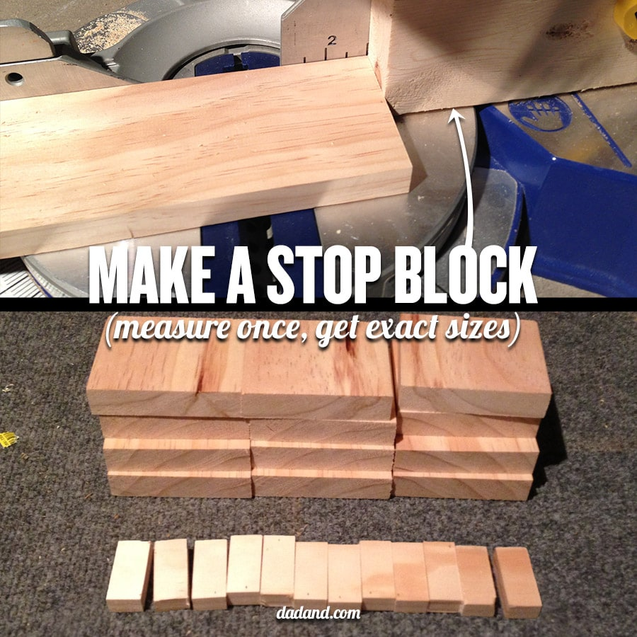 Build a George Nelson Block Clock Replica