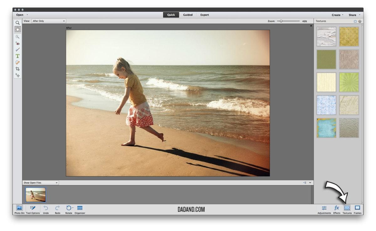 photoshop elements features
