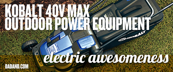 Kobalt 40V Max Electric Outdoor Power Equipment | dadand com