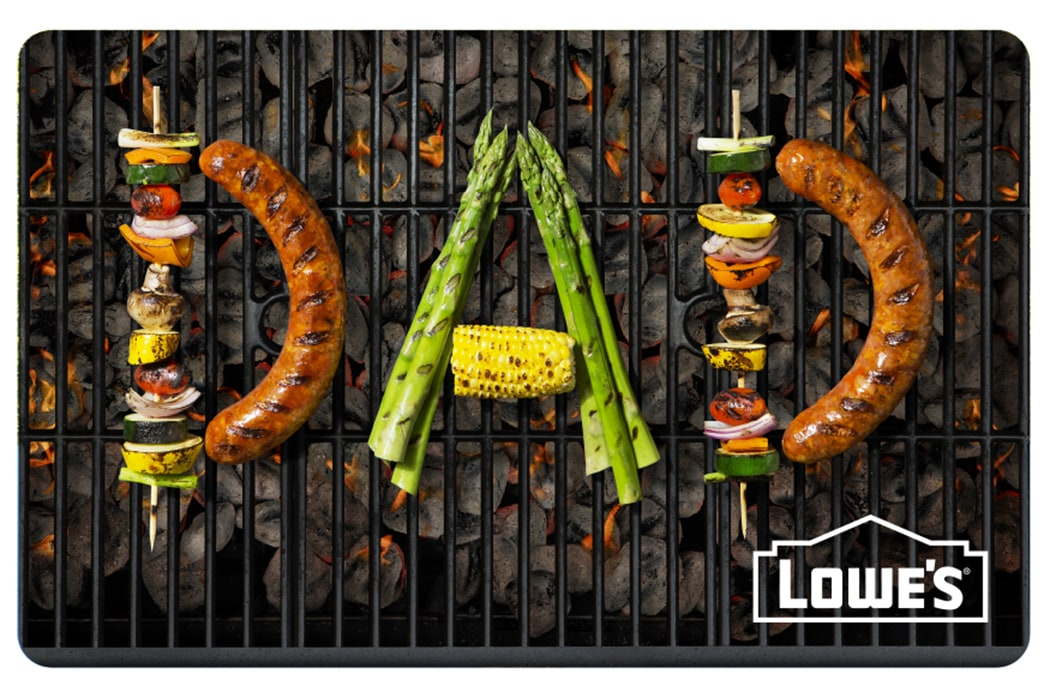Lowe's $2000 Gift Card Giveaway