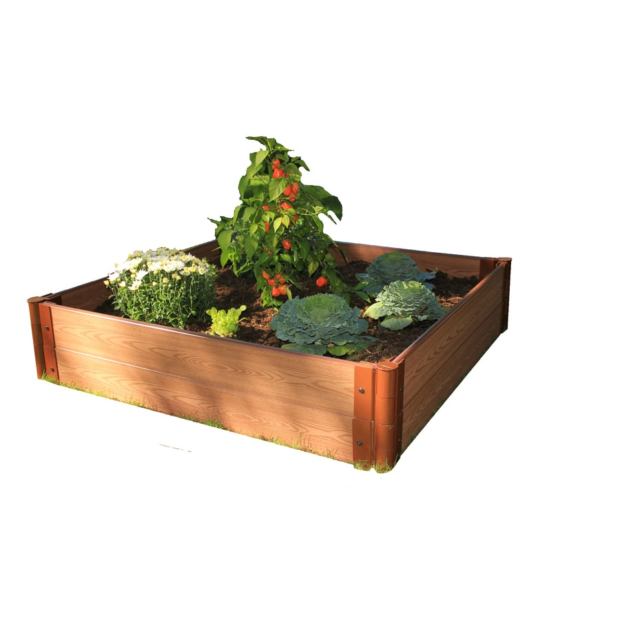 A DIY planting bed, or Raised Garden Beds that will last for years