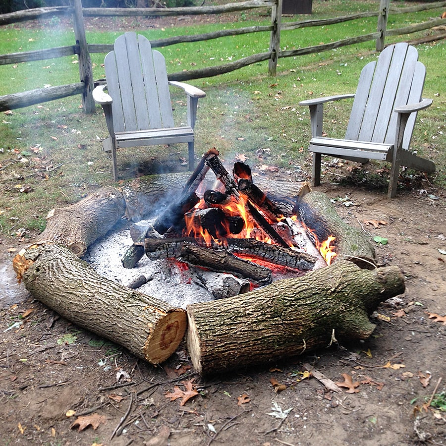 Block Fire Pit Kit How To Build An Allen Roth Outdoor Fire Pit Kit Dadandcom