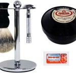 merkur shaving set