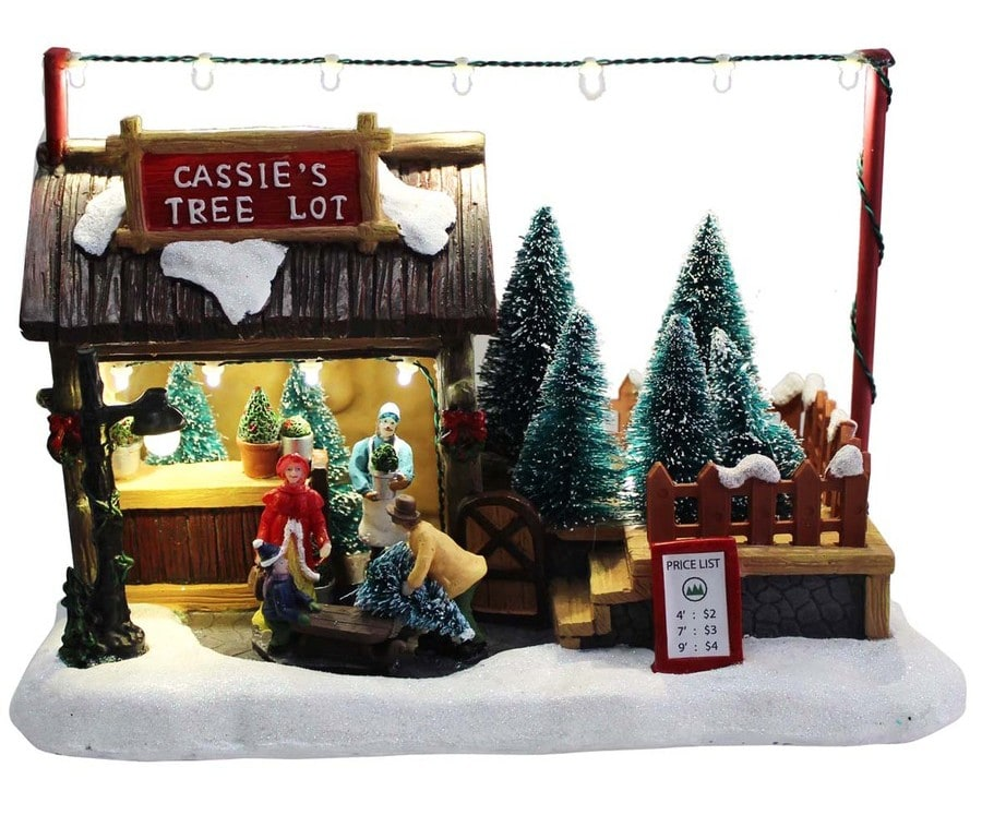 your village every year makes for a collection your kids can enjoy for the weeks leading up to the holidays view all lowes collectibles and figurines