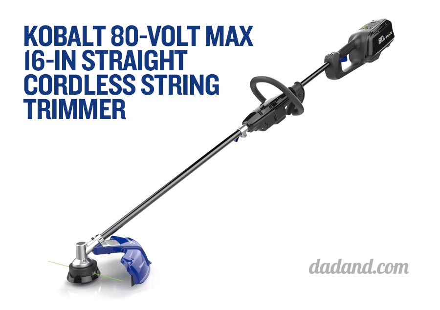Kobalt 80V Max Cordless Electric String Trimmer