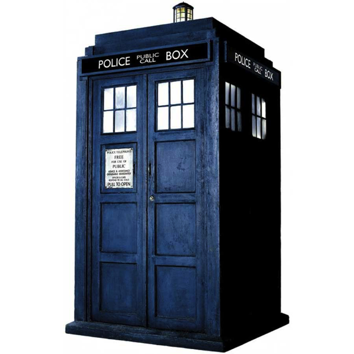 DIY tardis chair