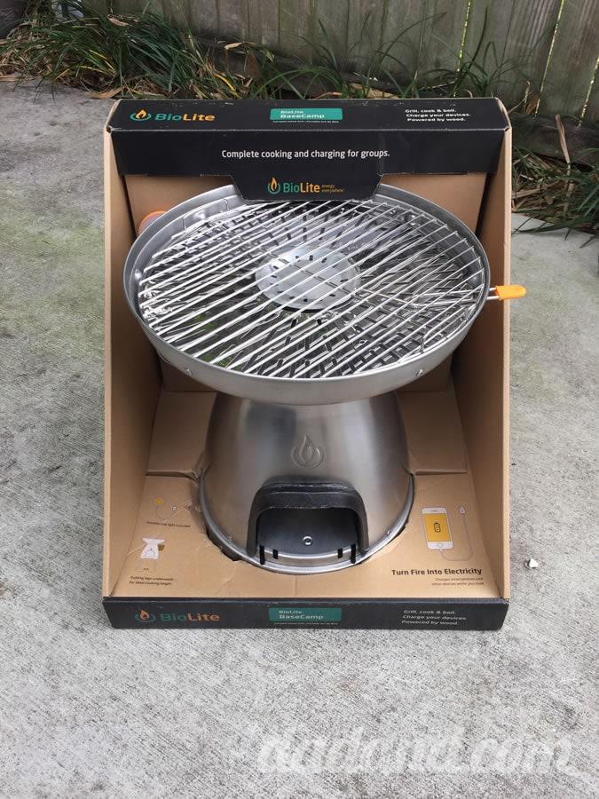 Camping & Outdoor Camping-Küchenbedarf BioLite BaseCamp
