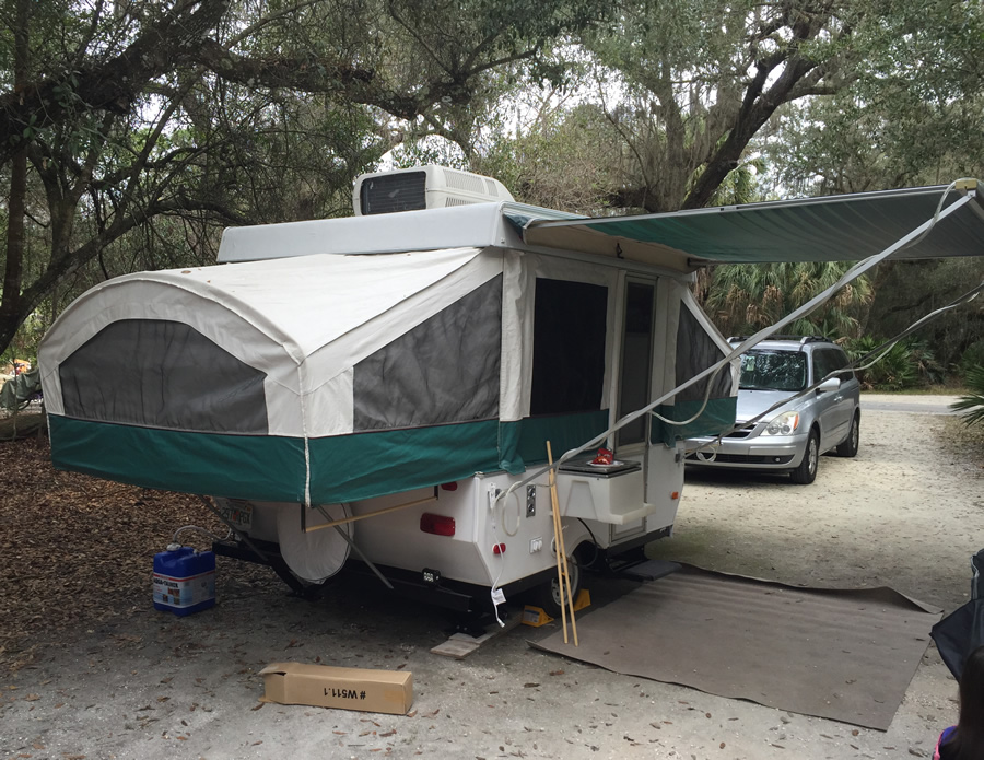 Guiding principles for restoring a popup camper—or any project ...