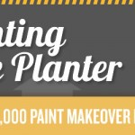 Painting an Accent Planter – Ace 31 Days of Color