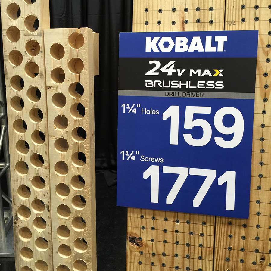 Kobalt 24v MAX Brushless Drill Driver