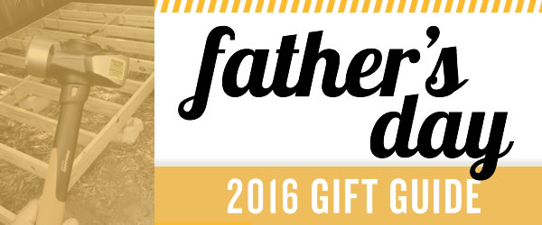 2016 Father's Day gift Guide from Dad blog