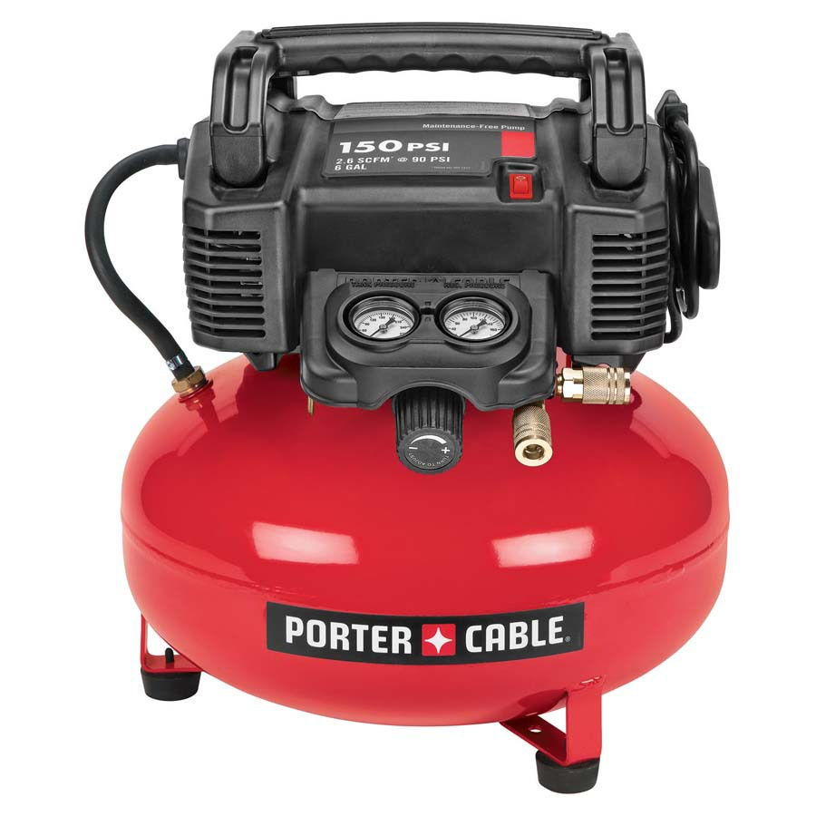 Dad gifts tools air compressor from Porter-Cable at Lowe's