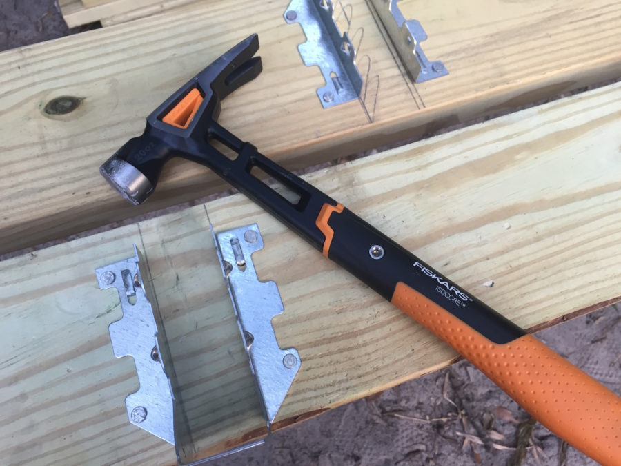 The Fiskars IsoCore Hammer is a great dad gift.