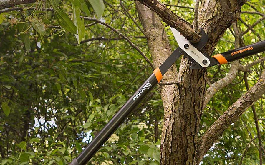 FISKARS powergear2 Loppers - Gardening & Yard Care Tools