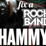 Broken Rock Band Guitar Whammy Bar Fix