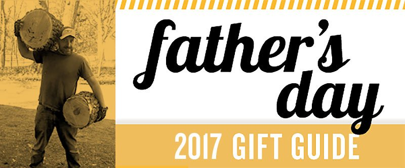 2017 Father's Day Gift Guide for Dads and dad gifts