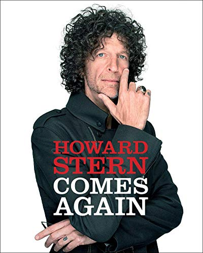 What dad doesn't want Howard Stern's book as a gift