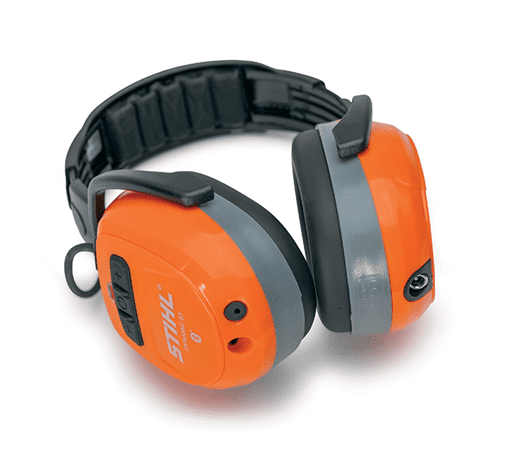 DIY Dads need hearing protection like this STIHL Dynamic BT Hearing Protection