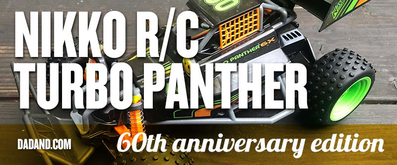 Nikko R/C Turbo Panther 60th Anniversary Edition
